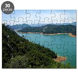 Lake shasta Puzzles