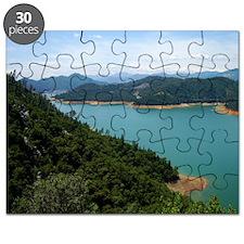 Shasta Lake Puzzle