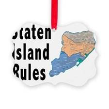Staten Island Rules Ornament
