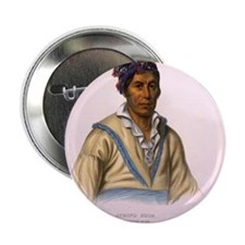 "SpringFrog_CherokeeChief 2.25"" Button"