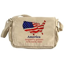 America Messenger Bag