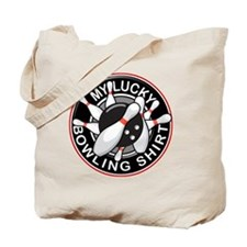 LuckyBowling_NoScratch Tote Bag