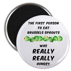 Brussels Sprouts Magnet