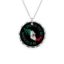 Mexican_2.25Button Necklace