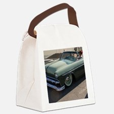 Crown Vic Girls Canvas Lunch Bag