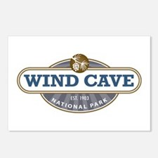 Wind Cave National Park Postcards (Package of 8)