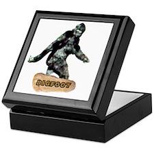 Bigfoot3 copy Keepsake Box