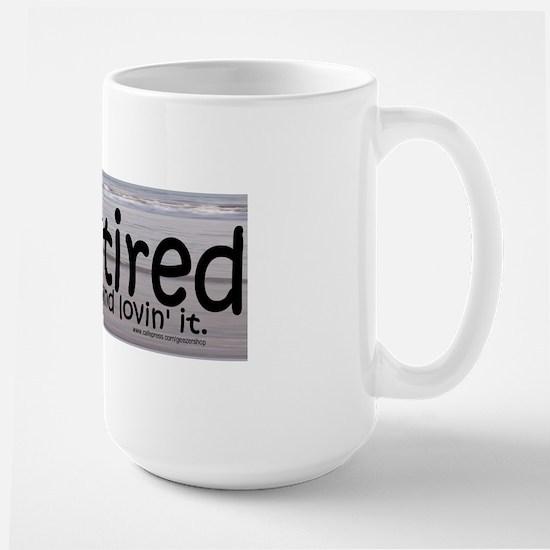 lovin it Large Mug