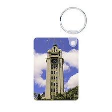 Aloha Tower Keychains