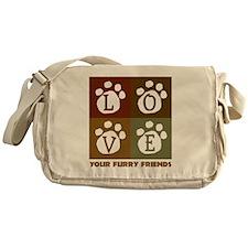 love Messenger Bag