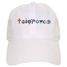 Tolerance Baseball Cap