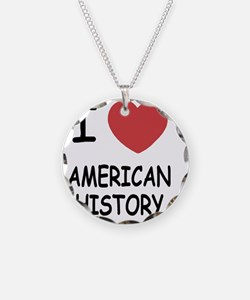 AMERICAN_HISTORY Necklace