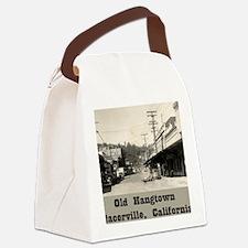 hangtown Canvas Lunch Bag
