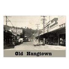 hangtown Postcards (Package of 8)