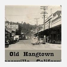 hangtown Tile Coaster