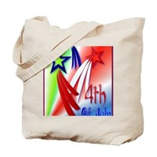 Three Star 4th PosterP Tote Bag
