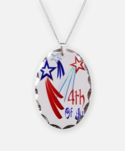 Three Star 4th Trans Necklace