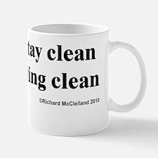 CantStayClean_t_k Mug
