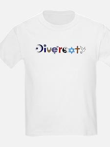 Diversity Kids T-Shirt