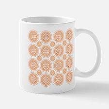 Chinese Pattern Mugs