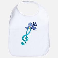 Musical Bird Bib