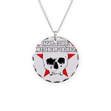 HARDCORE-MOTHERFUCKER-3-WHIT Necklace Circle Charm