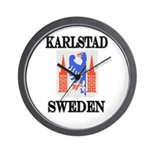 The Karlstad Store Wall Clock