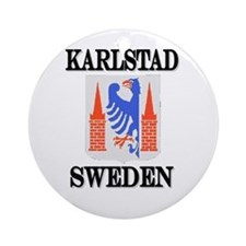 The Karlstad Store Ornament (Round)