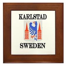 The Karlstad Store Framed Tile