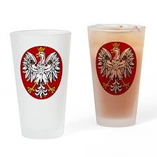 polishfalcon2 Drinking Glass