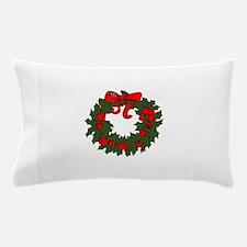 Christmas Wreath Pillow Case