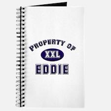 Property of eddie Journal