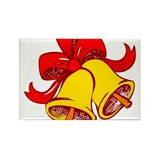 Christmas Bells Magnets