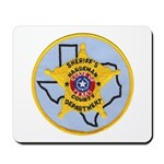 Hardeman County Sheriff Mousepad