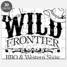 Wild Frontier Art Puzzle