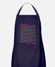 Friend8 Apron (dark)