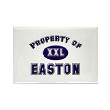Property of easton Rectangle Magnet