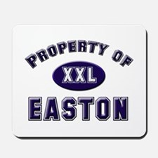 Property of easton Mousepad