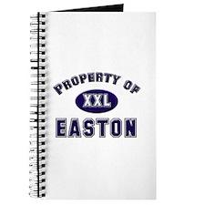Property of easton Journal