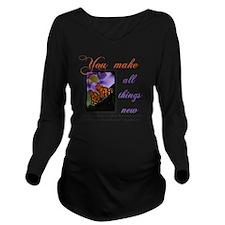 AllNewVW Long Sleeve Maternity T-Shirt