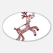 Reindeer Decal