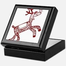 Reindeer Keepsake Box