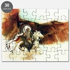 Rushing-War-Eagle-12 Puzzle