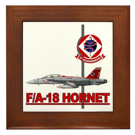 VFA-102 DIAMONDBACKS Framed Tile