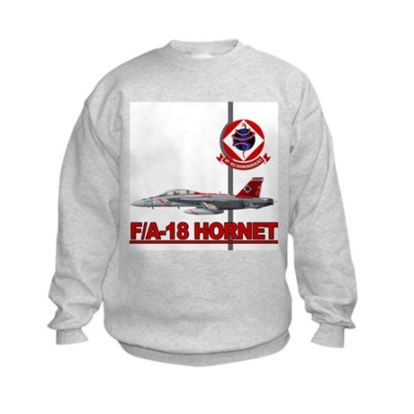 VFA-102 DIAMONDBACKS Kids Sweatshirt