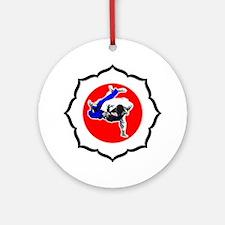 Judo_image 09-01 Round Ornament