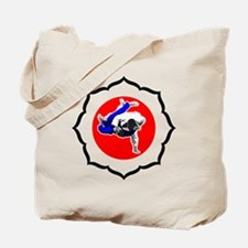 Judo_image 09-01 Tote Bag