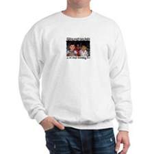 Stop teaching racism Sweatshirt