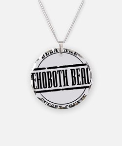Rehoboth Beach Title W Necklace