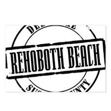 Rehoboth Beach Title W Postcards (Package of 8)